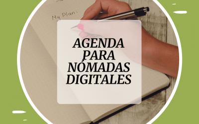 La agenda perfecta para nómadas digitales
