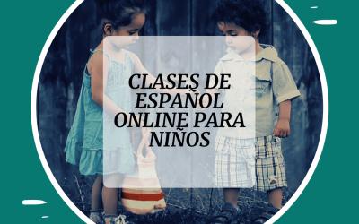 Clases de español online para niños by Olaya – Enjoy Español