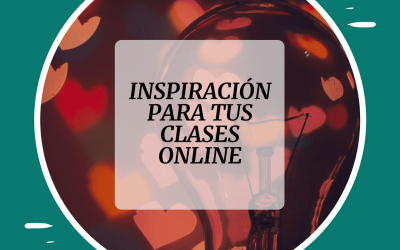 Ideas originales para tus clases de español online