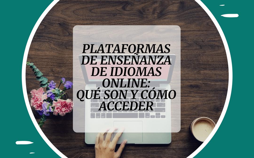 Plataformas para enseñar español online: qué son y cómo funcionan