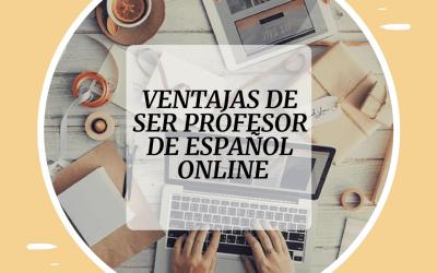 ¿Por qué ser profesor de español online?