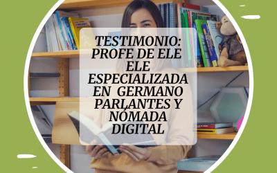 Testimonio nómada: Natalia y su academia online para germanohablantes
