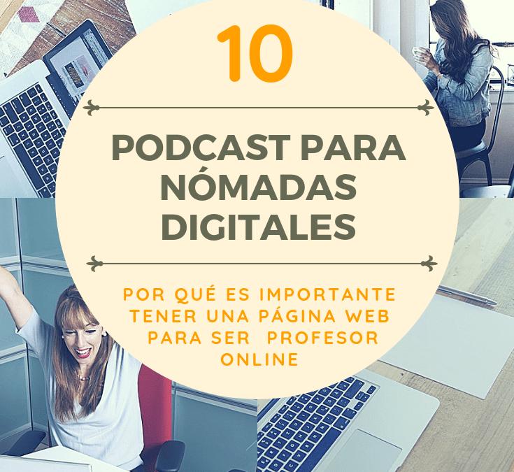 Capítulo 10: ¿Por qué es vital tener una página web para tu negocio de profe online?