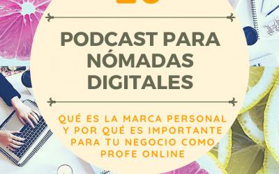 Capítulo 20 Marca personal para profesores de español online – ¿Qué es y por qué es importante?