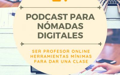 Capítulo 21 ¿Qué herramientas necesito para dar una clase de español online?